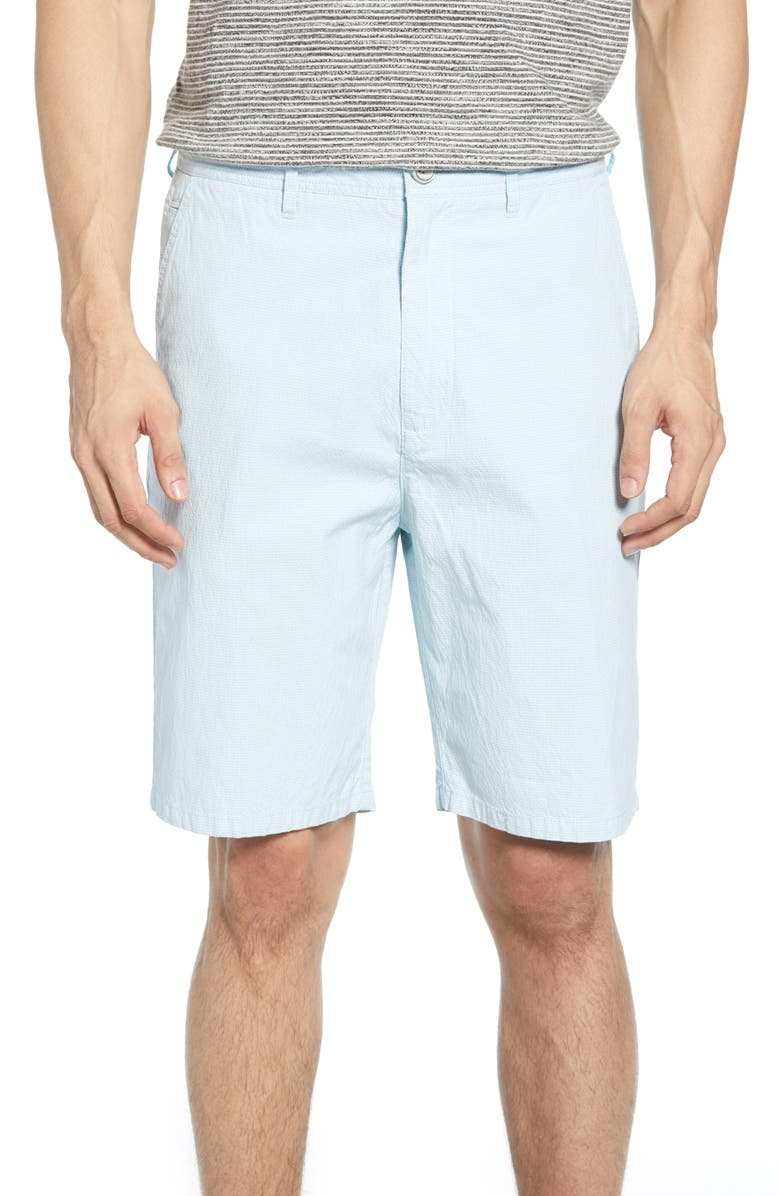 RODD & GUNN Forsyth Island Slim Fit Shorts, Main, color, MALIBU
