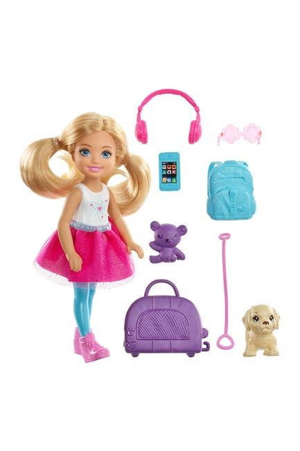 Image of Mattel Barbie(R) Travel Chelsea Doll
