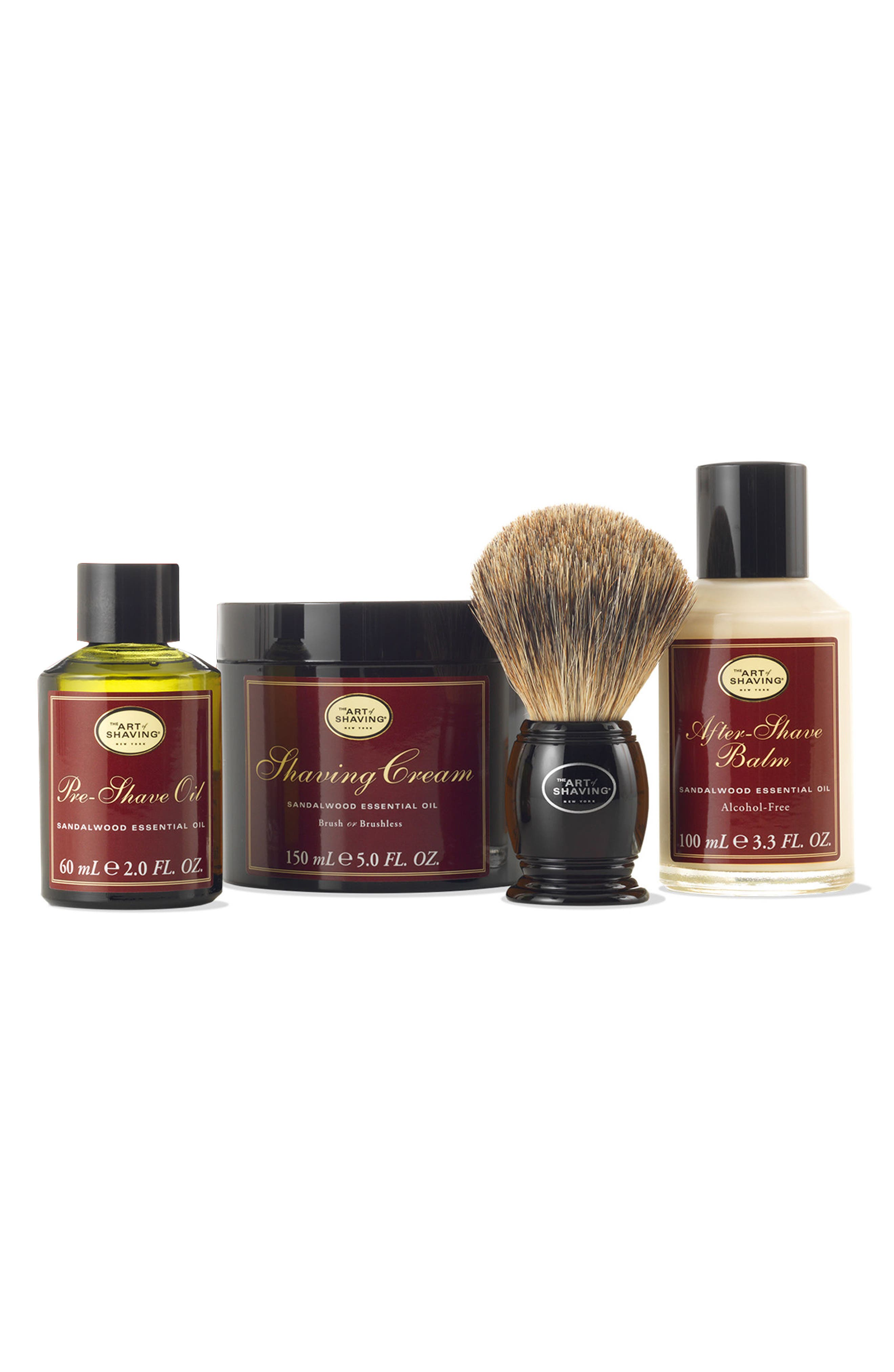 ,                             <sup>®</sup> The 4 Elements of the Perfect Shave<sup>®</sup> Kit,                             Alternate thumbnail 3, color,                             001