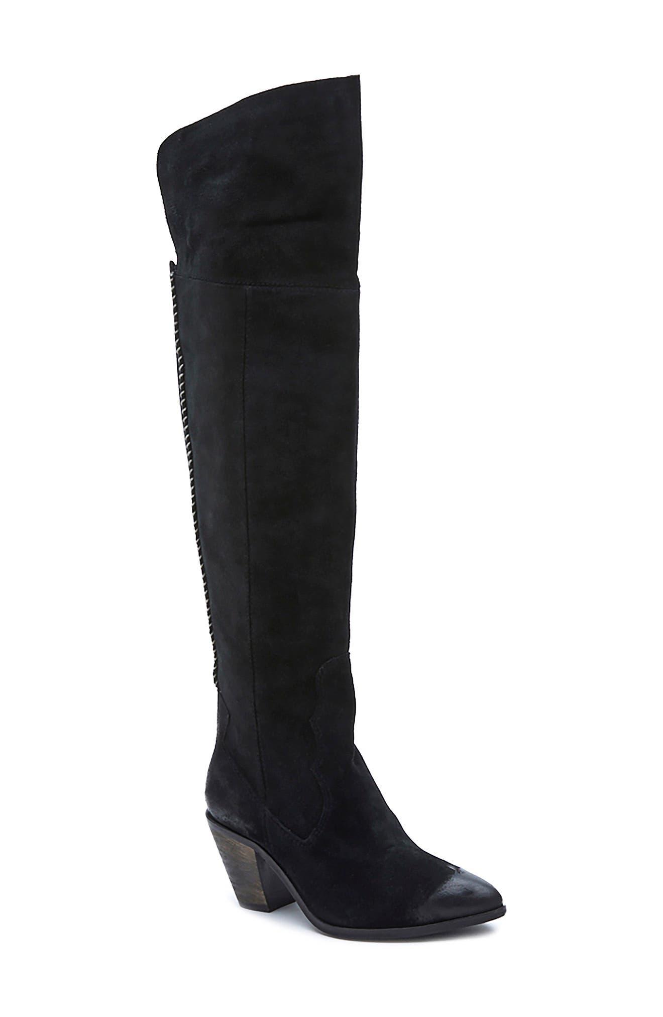 Atro Knee High Boot