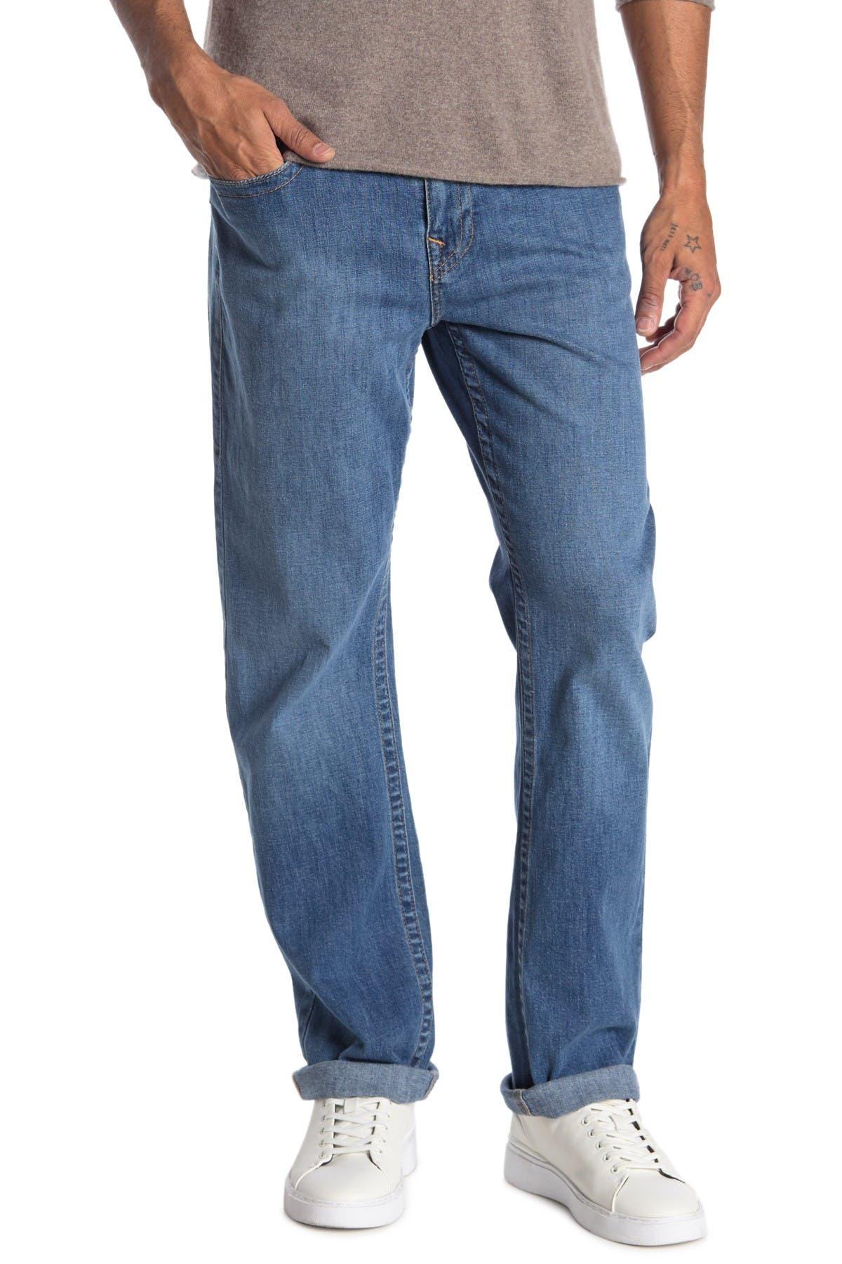 Image of True Religion Ricky Straight Leg Jeans