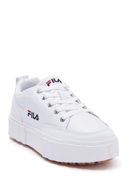 Image of FILA USA Sandblast Low Platform Sneaker