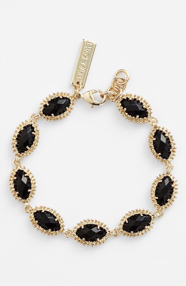 KENDRA SCOTT 'Jana' Line Bracelet, Main, color, 001