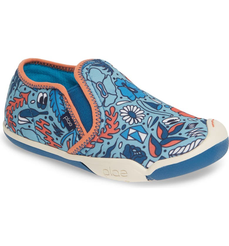 PLAE Migi Slip-On Sneaker, Main, color, NUCLEUS BLUE CHILL