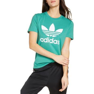 Adidas Trefoil Tee, Blue