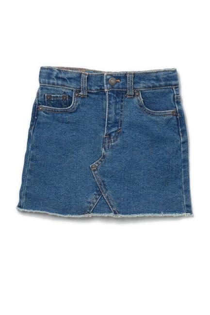 Image of Levi's High Rise Denim Skirt
