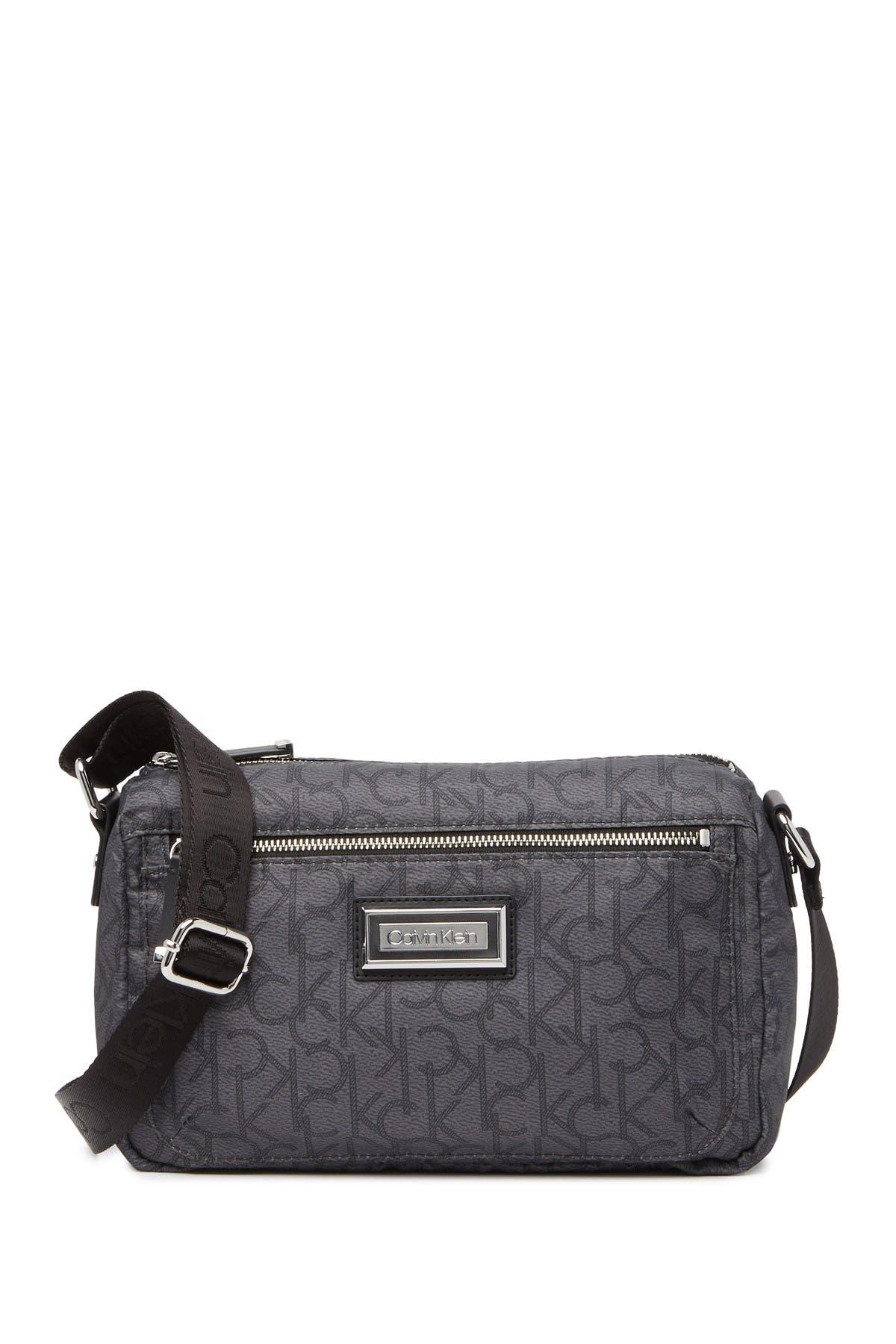 Image of Calvin Klein Belfast Dressy Nylon Crossbody Bag