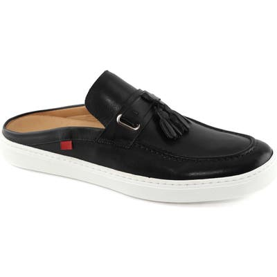 Marc Joseph New York Metropolitan Tassel Loafer- Black