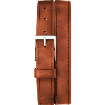 Shinola Leather Belt, Brown