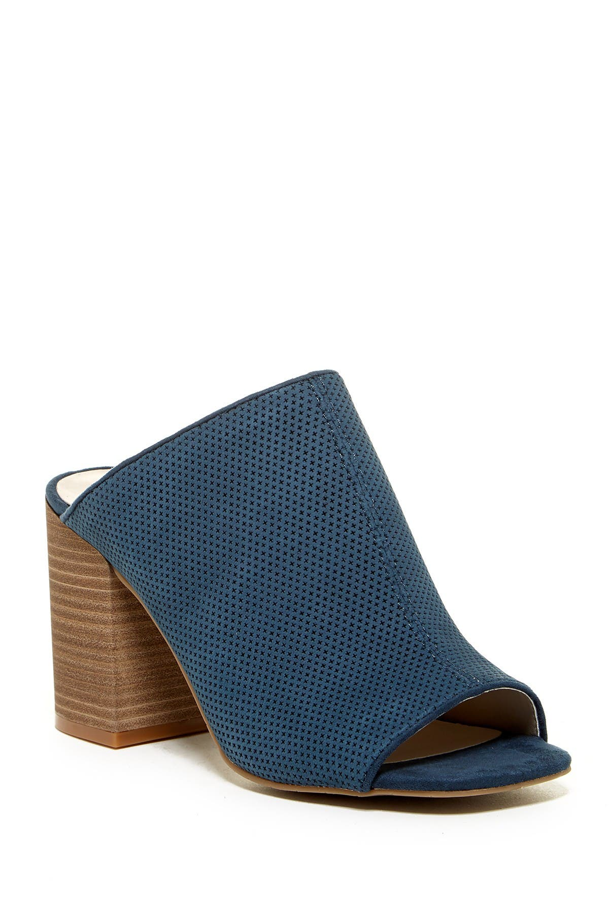 Image of Kenneth Cole Reaction Top Notch Perforated Mule