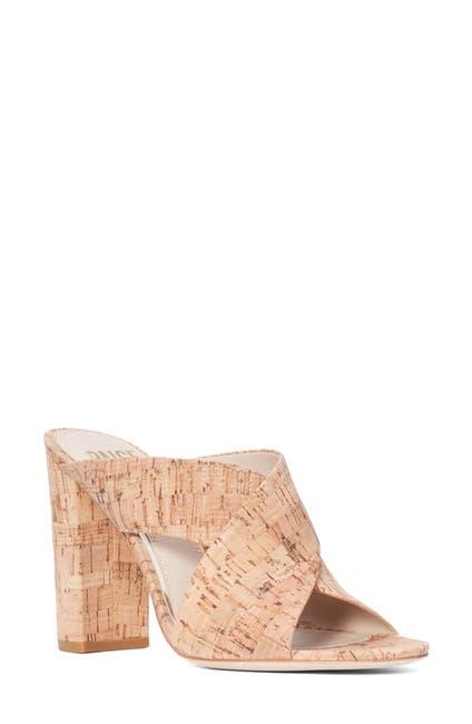 Image of PAIGE Nadia Block Heel Sandal
