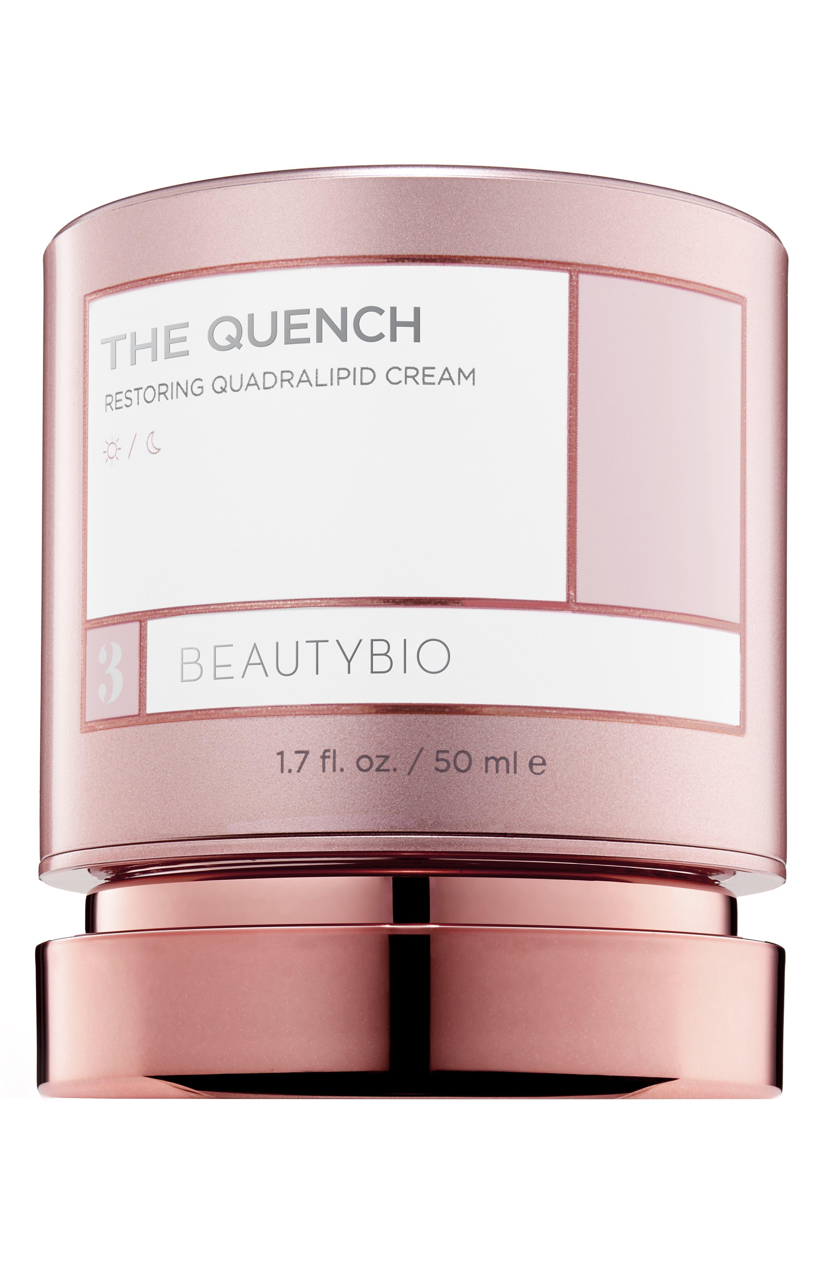 The Quench Restoring Quadralipid Cream, Main, color, NO COLOR