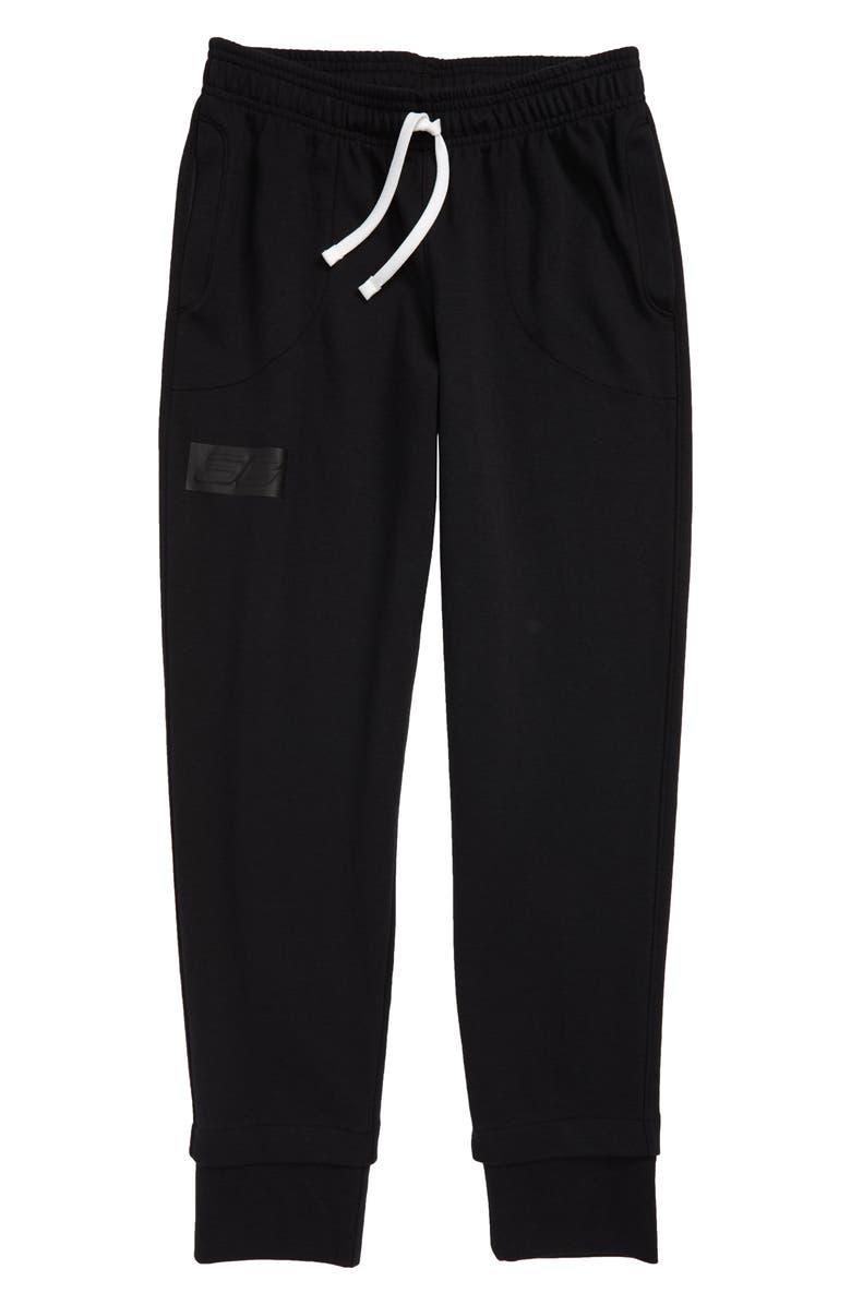 UNDER ARMOUR SC30 Lifestyle Warm-Up Sweatpants, Main, color, 003