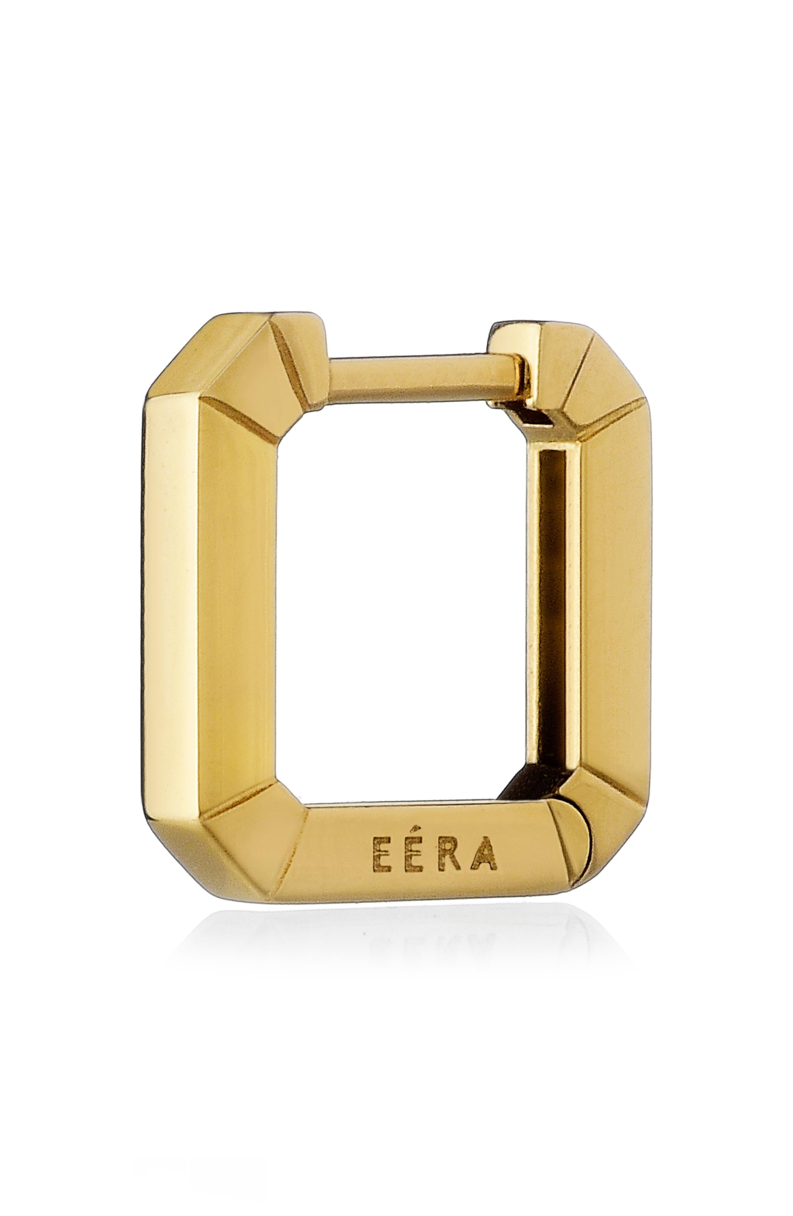 Women's Eera Single Mini Huggie Hoop Earring
