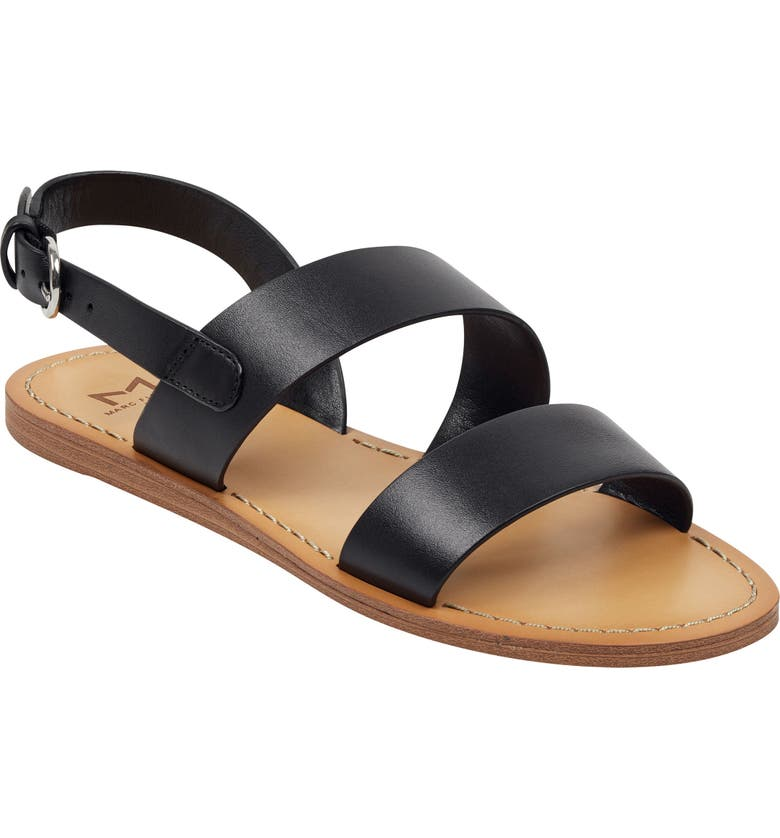 MARC FISHER LTD Pacon Sandal, Main, color, 001