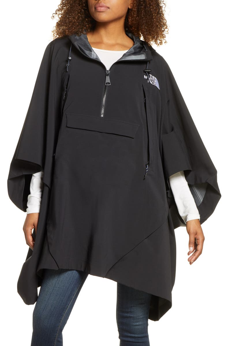 THE NORTH FACE Black Series Futurelight<sup>™</sup> 3L Water Repellent Cape Jacket, Main, color, BLACK/ BLACK