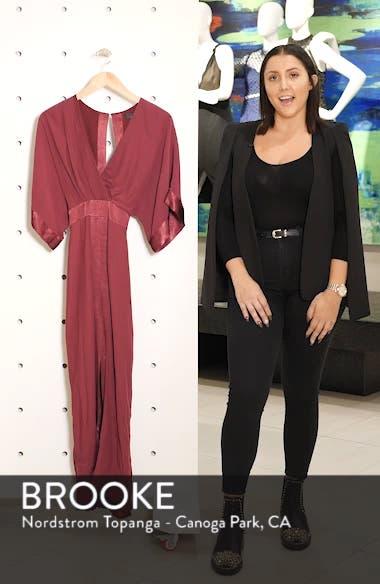 Melinda Kimono Midi Dress, sales video thumbnail