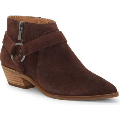 Lucky Brand Enitha Bootie, Brown