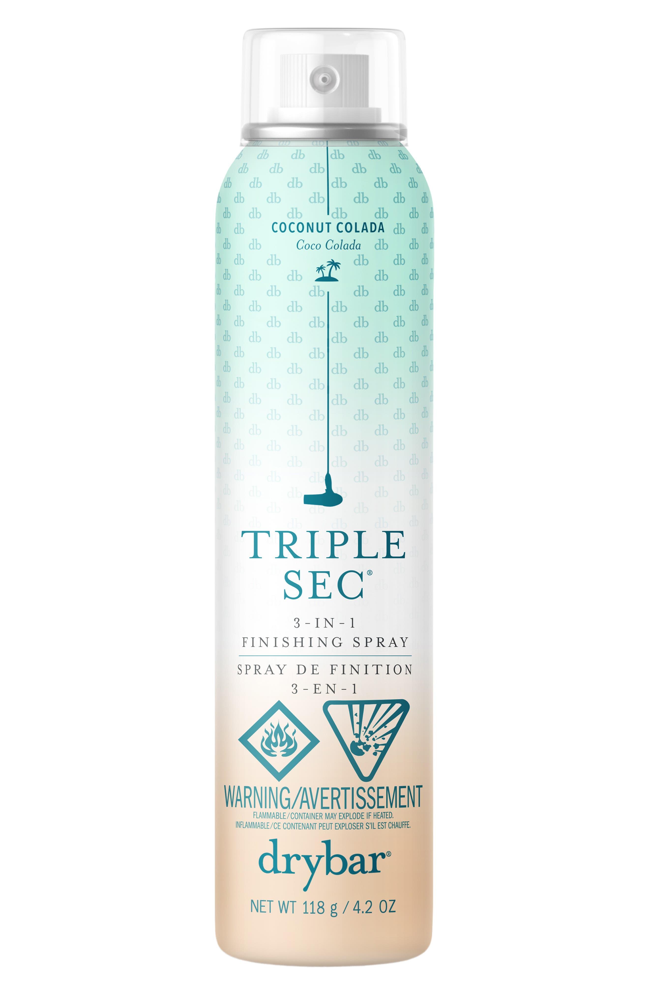 Triple Sec Coconut Colada 3-In-1 Finishing Spray