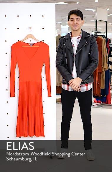 Accordion Sweater Dress, sales video thumbnail