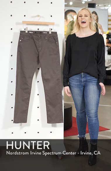 Regent Straight Leg Twill Pants, sales video thumbnail