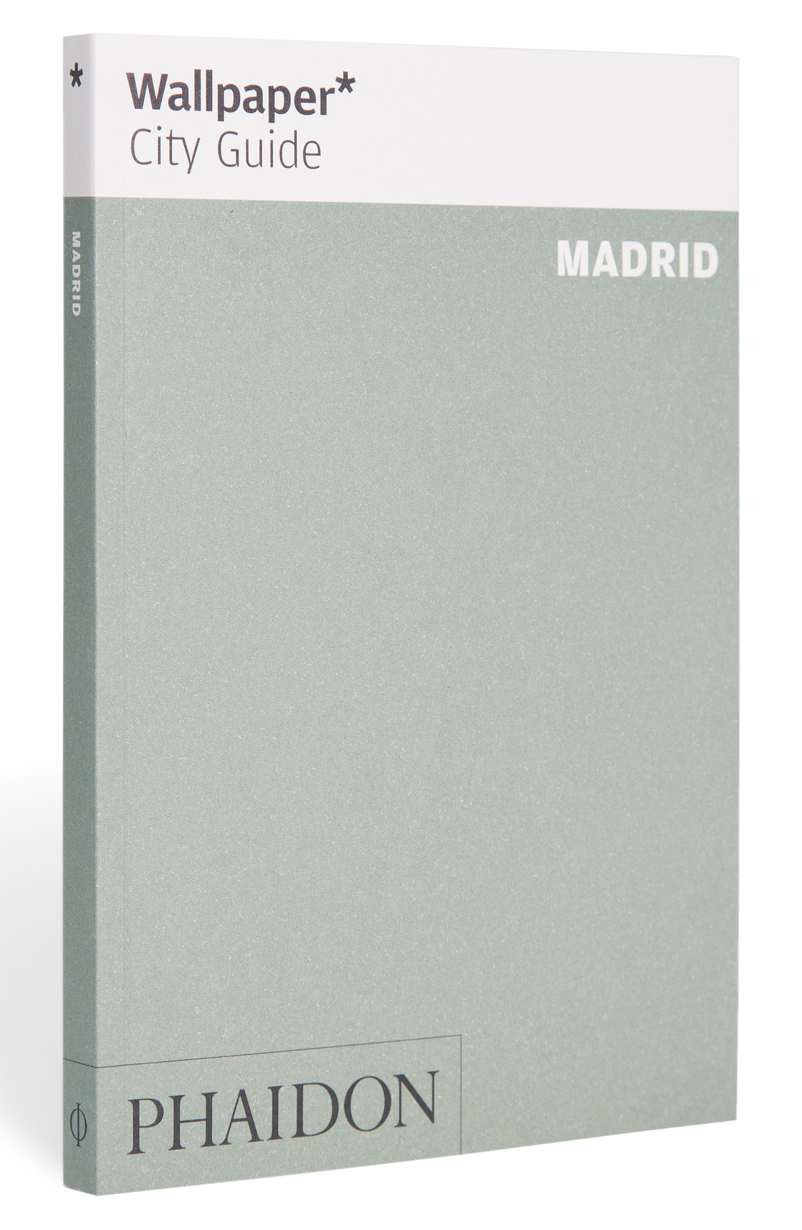 ISBN 9780714876511 product image for 'Wallpaper* City Guide Madrid' Pocket Size Travel Book, Size One Size - Green | upcitemdb.com