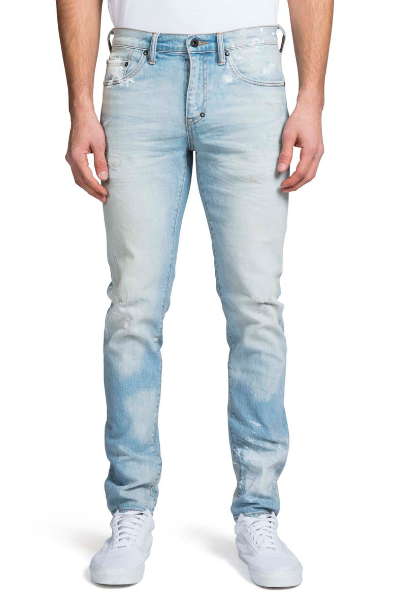 PRPS Windsor Skinny Fit Stretch Jeans, Main, color, 457