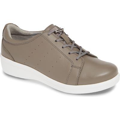 Alegria Cliq Sneaker, Grey