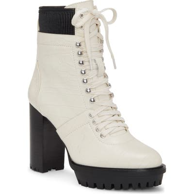 Vince Camuto Ermania Bootie, White