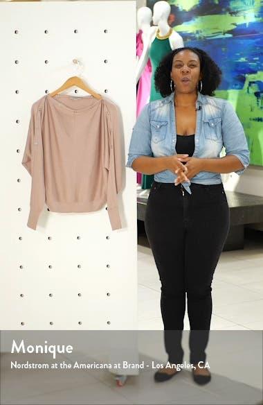 Elle Cotton Sweater, sales video thumbnail