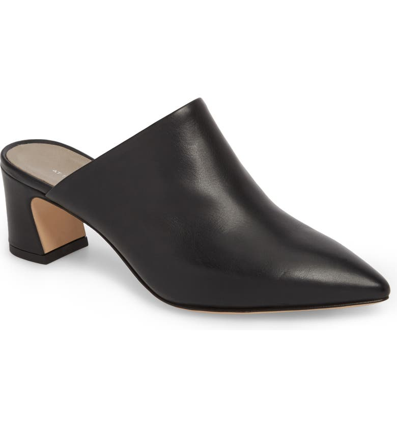 AGL Pointy Toe Mule, Main, color, 001