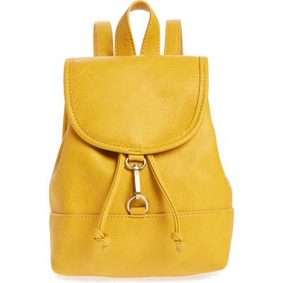 Bp. Drawstring Backpack - Yellow