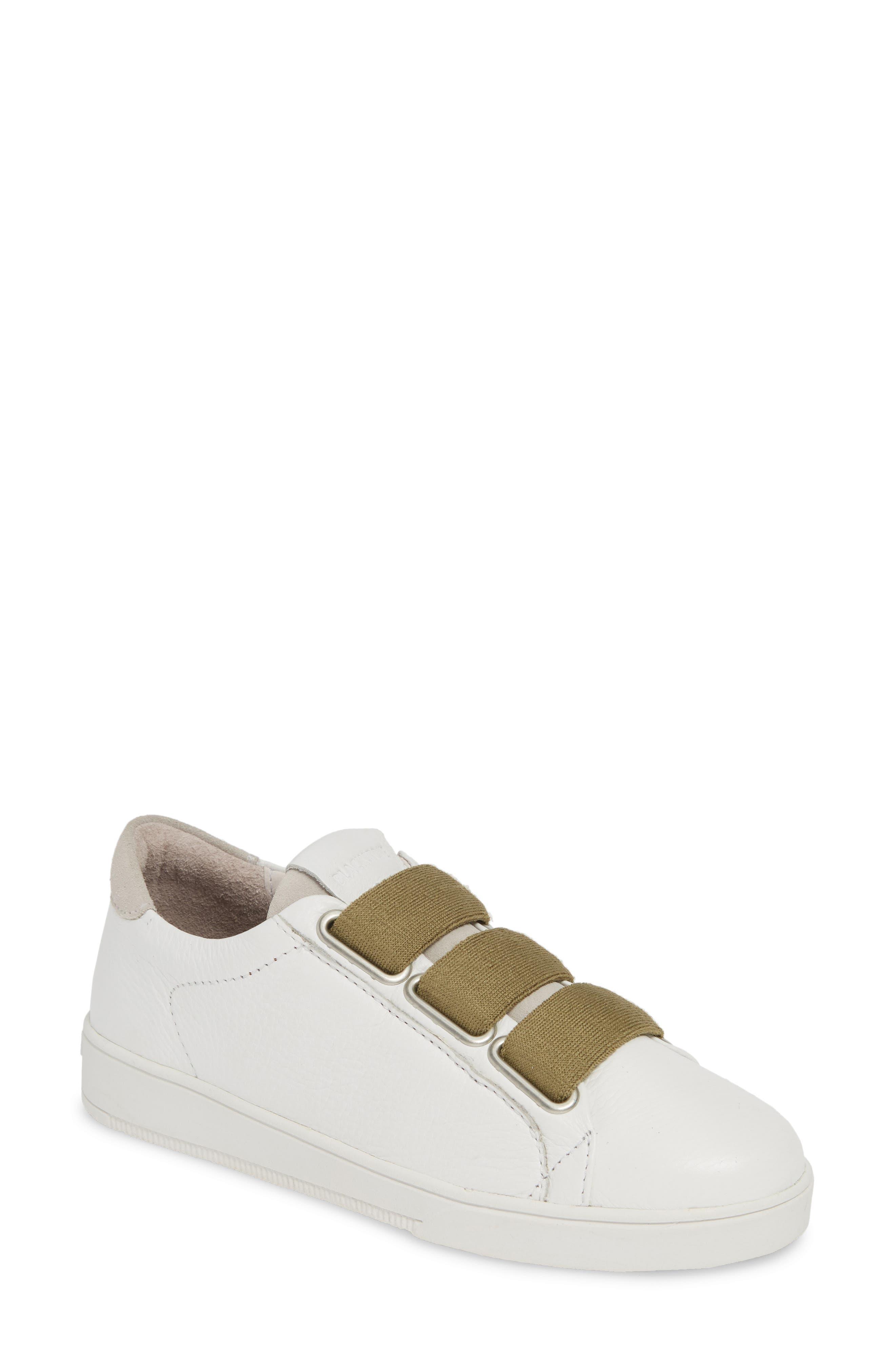 Blackstone Rl82 Slip-On Sneaker, White