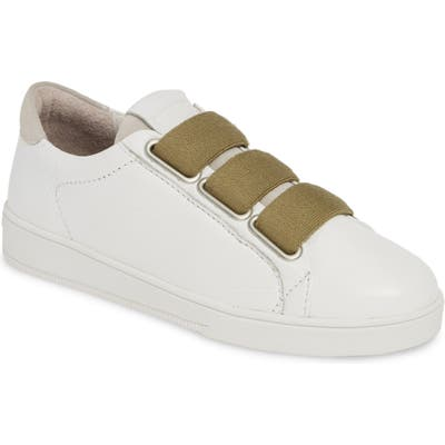 Blackstone Rl82 Slip-On Sneaker, White