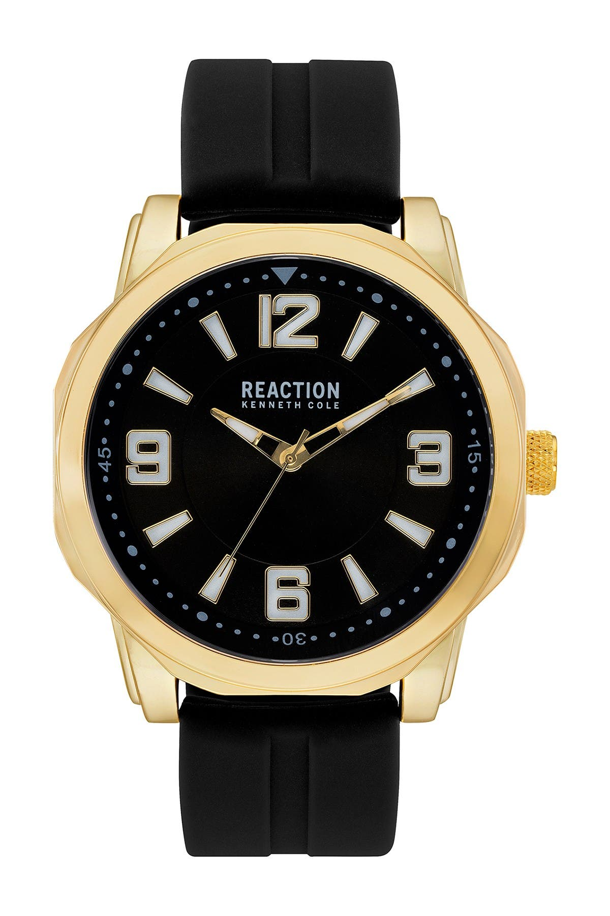 Image of Kenneth Cole Reaction Men's Dress Sport Watch, 46mm