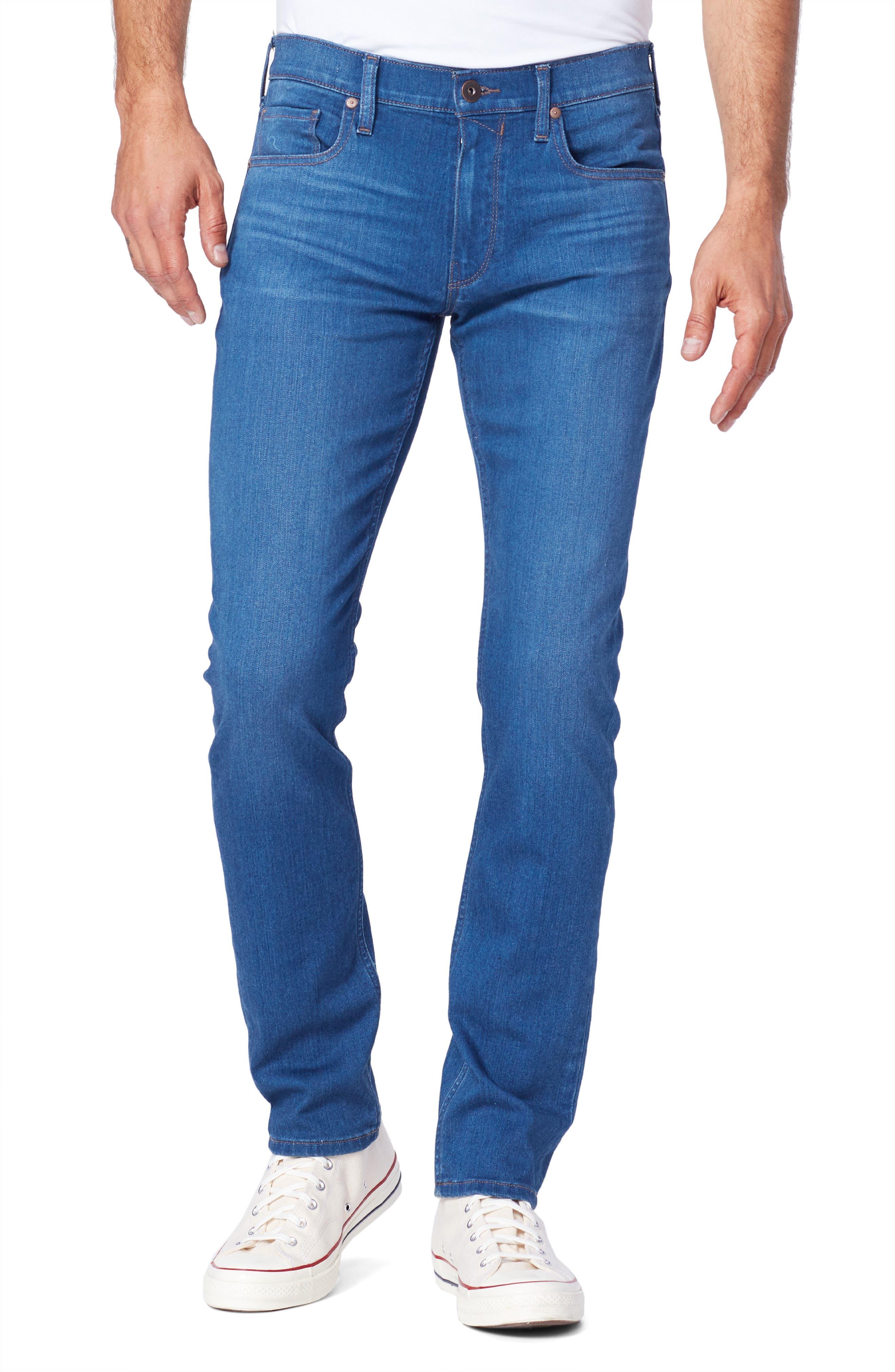 Image of PAIGE Transcend Lennox Slim Jeans