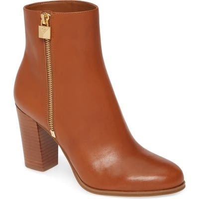 Michael Michael Kors Frenchie Bootie- Brown