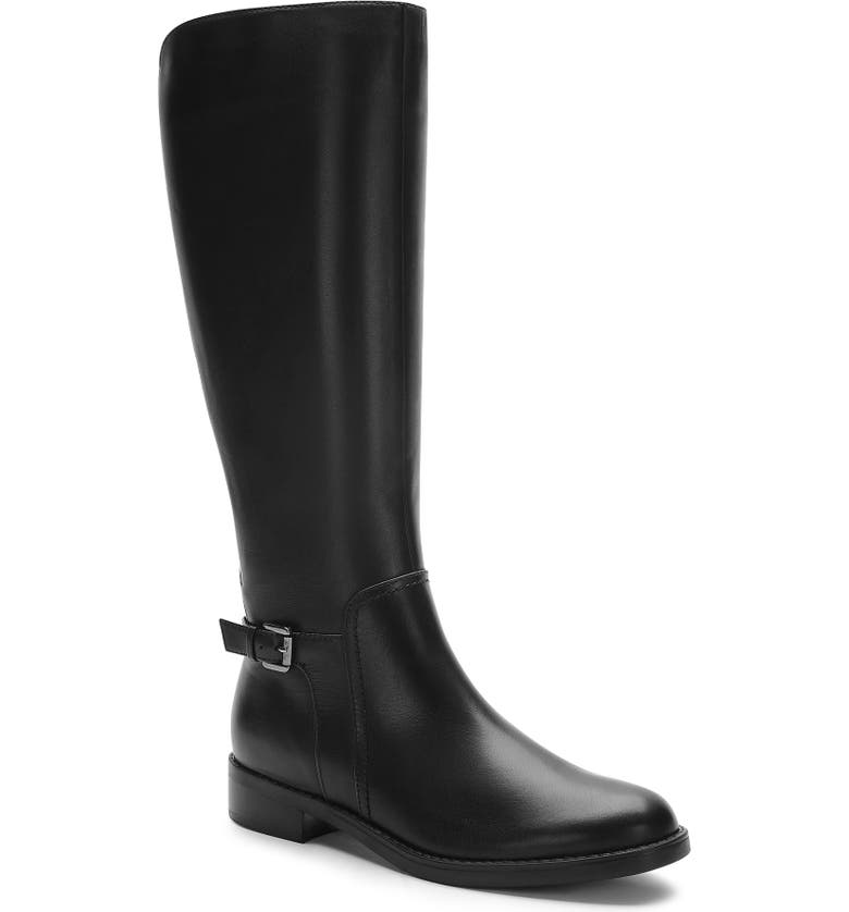 BLONDO Evie Riding Waterproof Boot, Main, color, 002
