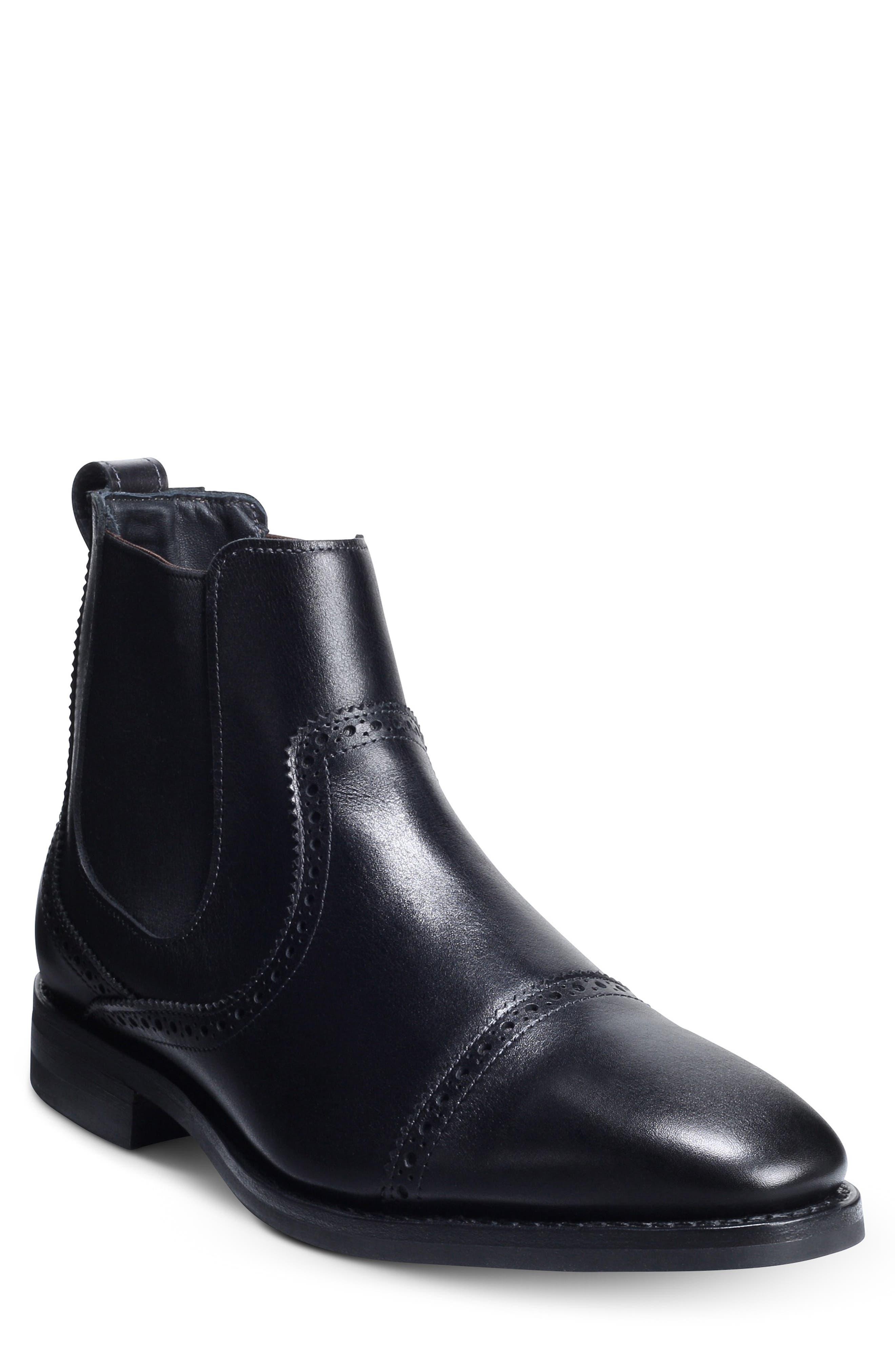 Lombard Cap Toe Chelsea Boot
