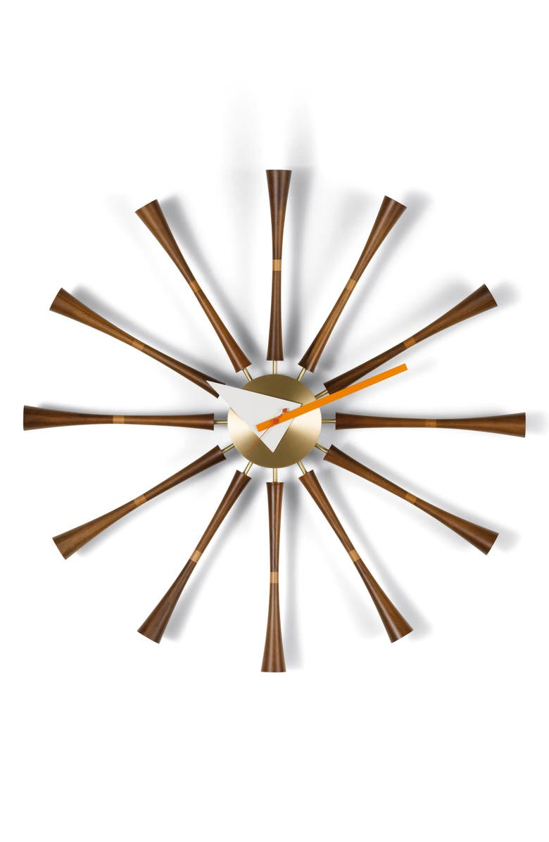 VITRA Spindle Wall Clock, Main, color, 200