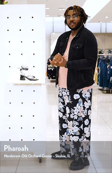 Nikita Ankle Wrap Sandal, sales video thumbnail