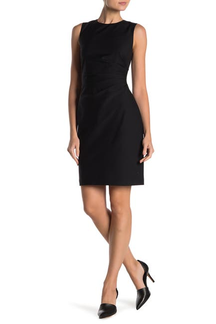 Image of Theory Jorainna Sleeveless Sheath Dress