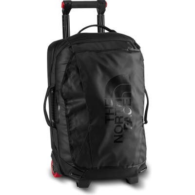The North Face Rolling Thunder 22-Inch Wheeled Duffle Carry-On - Black