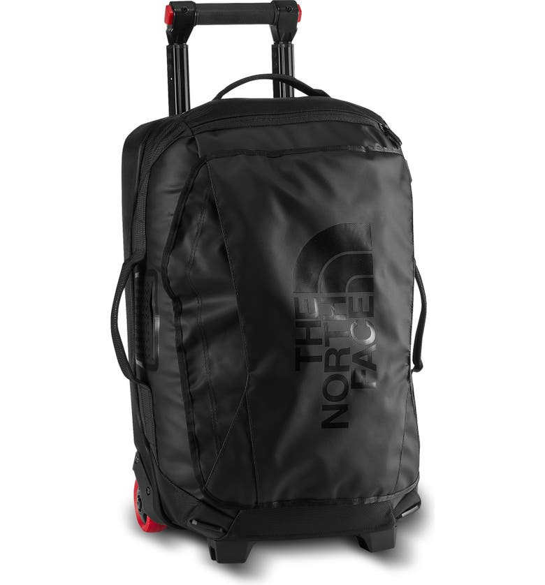 THE NORTH FACE Rolling Thunder Wheeled Duffle Bag, Main, color, 001
