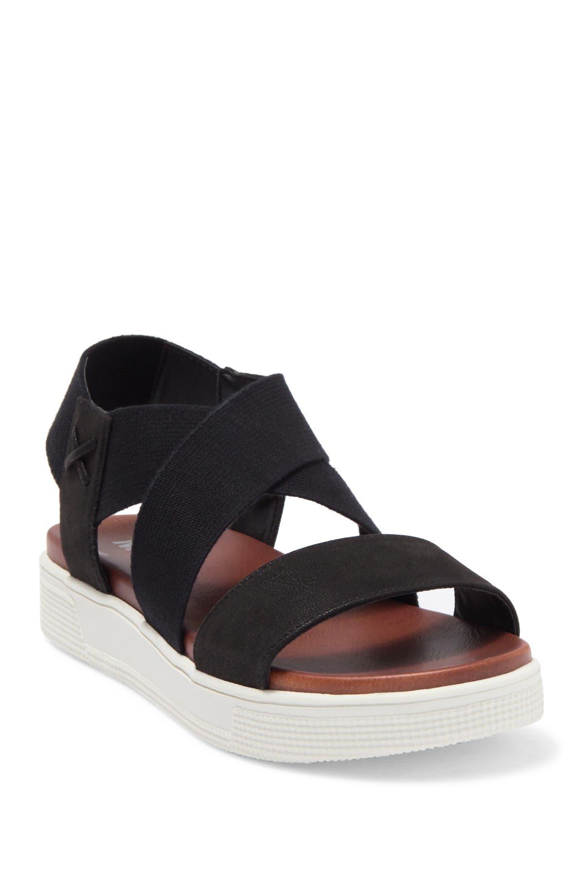 Image of MIA Gizela Strappy Flatform Sandal