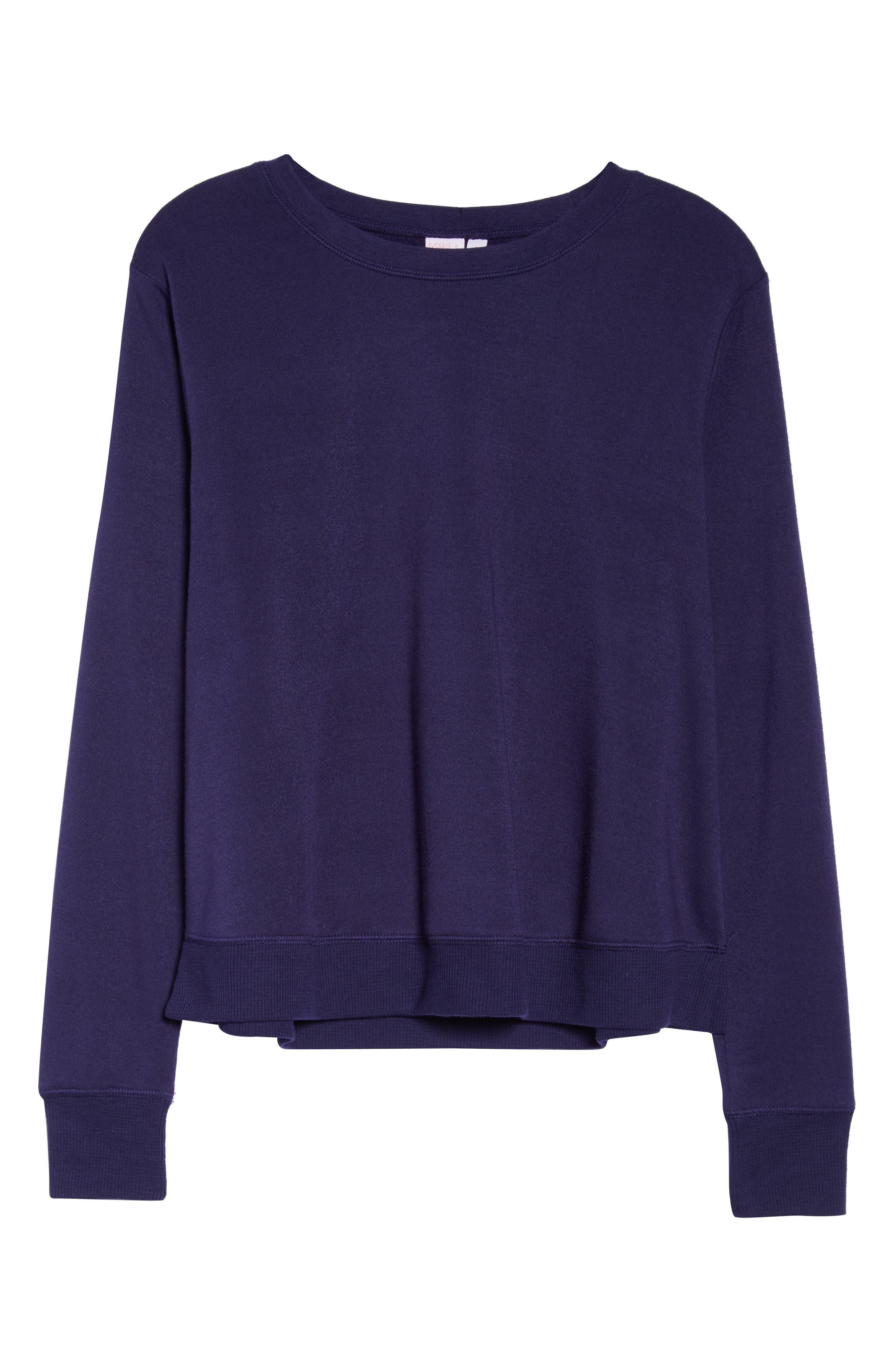 ,                             This Is It Sweatshirt,                             Alternate thumbnail 6, color,                             401