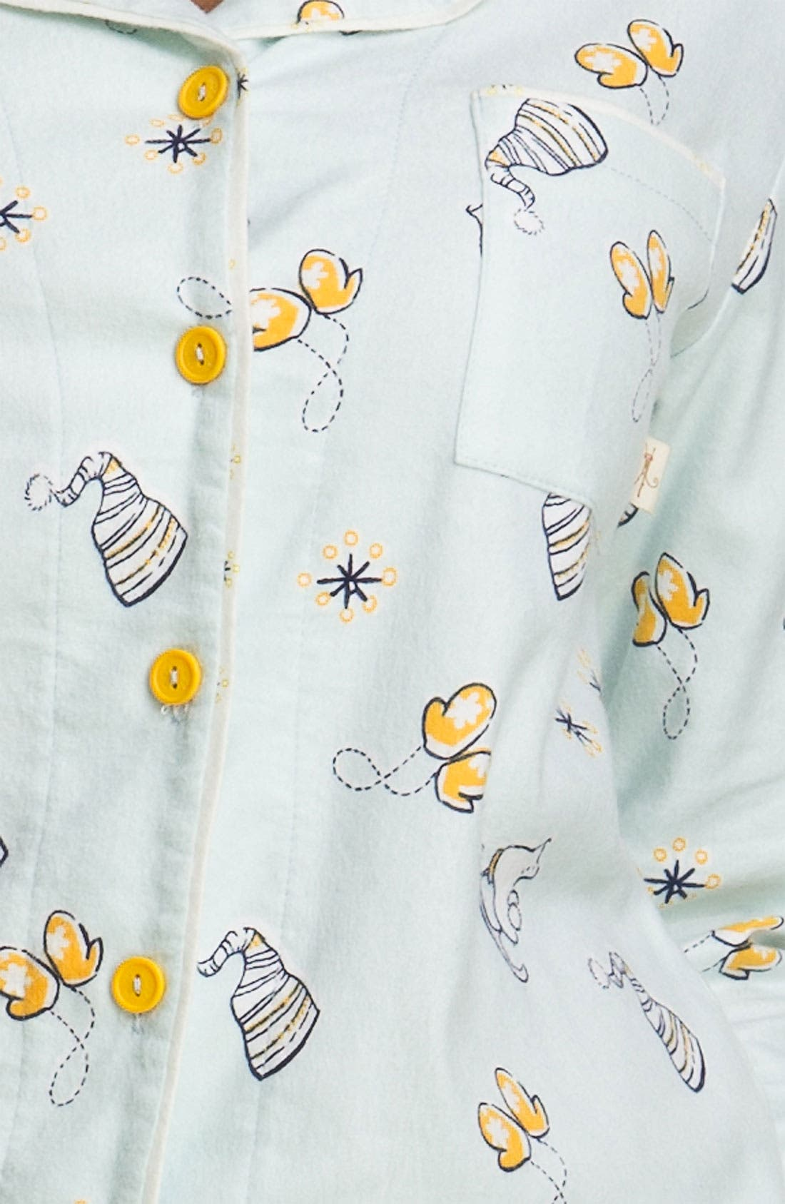 ,                             Flannel Pajamas,                             Alternate thumbnail 27, color,                             428