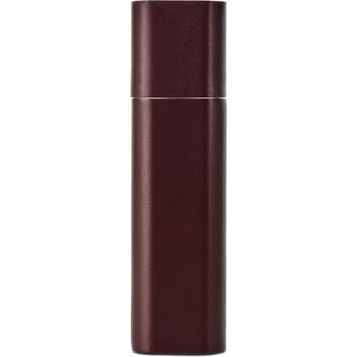 Byredo Necessaire De Voyage Leather Travel Case In Burgundy