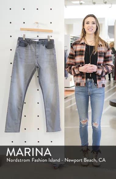 Slim Fit Panel Jeans, sales video thumbnail