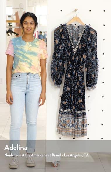 Romilly Silk Blend Jacquard Midi Dress, sales video thumbnail